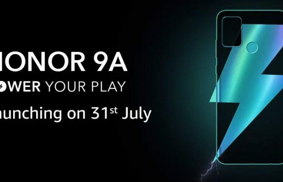 Honor 9A segera meluncur di India akhir bulan ini