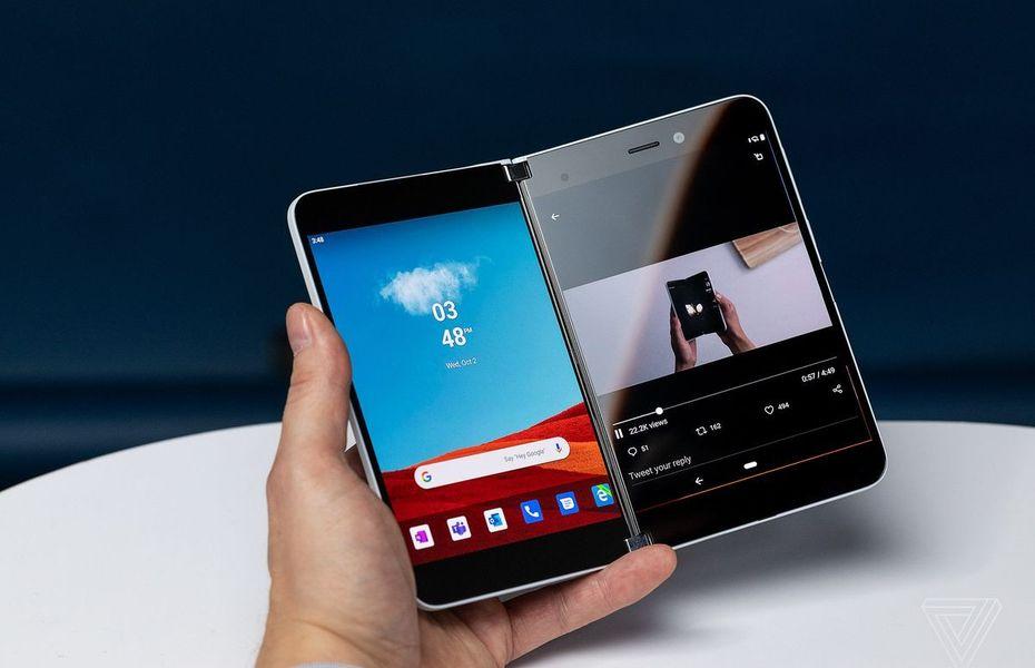 Microsoft janjikan pembaruan Android dan keamanan untuk Surface Duo selama tiga tahun