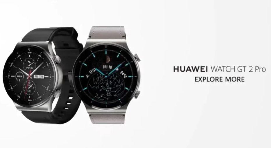 Huawei Watch GT 2 Pro Dirilis di Eropa, Ini Spesifikasi dan Harganya