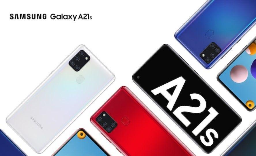 Galaxy A21s dengan varian warna dan penyimpanan baru resmi hadir di Indonesia