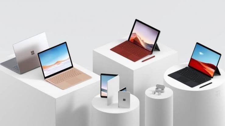 Microsoft turut meluncurkan Surface Laptop 3, Surface Pro 7, dan Surface Pro X