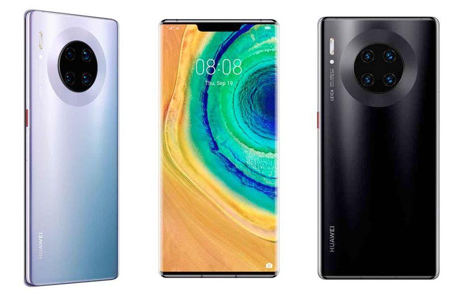 Huawei Mate 30 Pro resmi meluncur tanpa Google dengan harga Rp12,5 juta