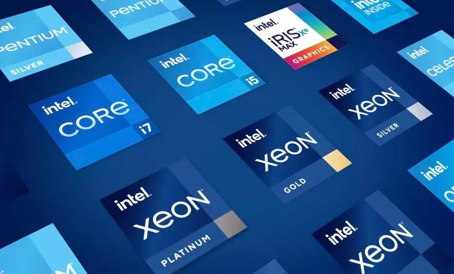 Intel Ganti Logo, Begini Penampakannnya