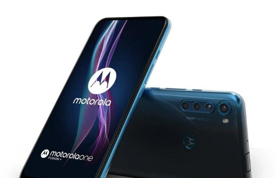Motorola One Fusion+ resmi diluncurkan di Amerika dengan harga Rp5,8 juta