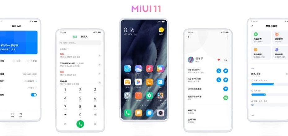 MIUI 11 Global akan digulirkan mulai 22 Oktober hingga 26 Desember 2019