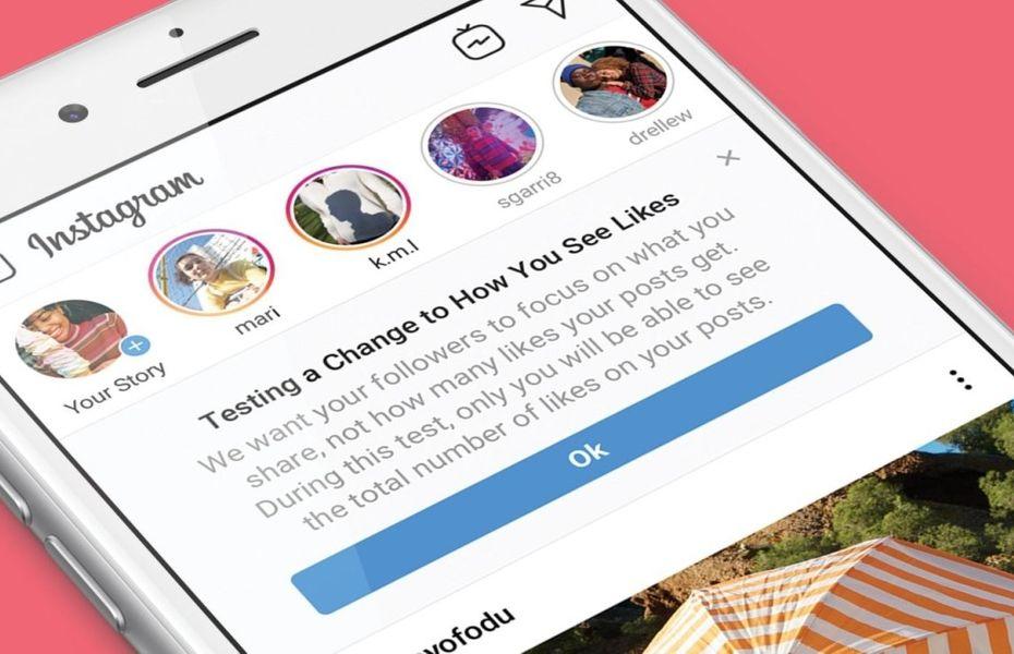 Instagram uji coba hapus Like untuk pengguna di Indonesia