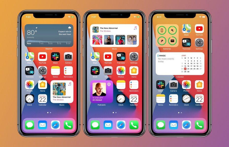 Daftar perangkat Apple yang mendukung iOS 14 dan cara instalnya
