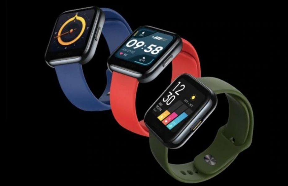 Menyerupai Apple Watch, Realme Watch resmi meluncur dengan harga di bawah Rp1 juta