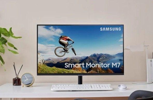 Samsung luncurkan dua monitor pintar baru dengan Tizen OS