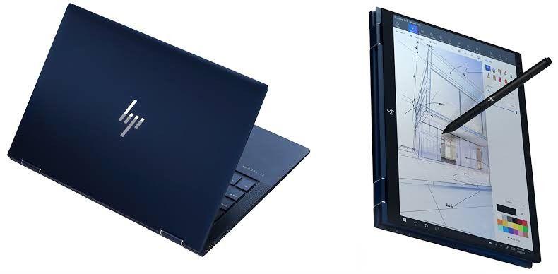 HP hadirkan laptop Elite Dragonfly yang bisa tahan lebih dari 1 hari