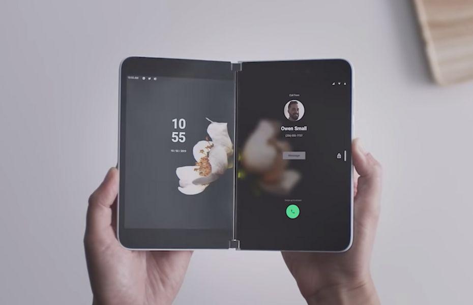 Surface Duo, ponsel lipat Android pertama dari Microsoft