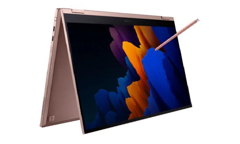 Samsung resmi luncurkan Galaxy Book Flex 2 dengan prosesor Intel generasi ke-11