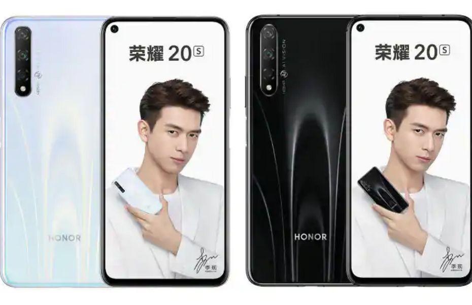 Honor Play 3 dan Honor 20S resmi meluncur di Tiongkok