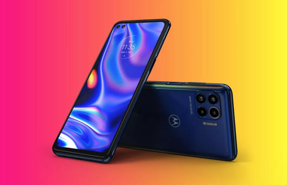 Motorola umumkan One 5G untuk pasar Amerika