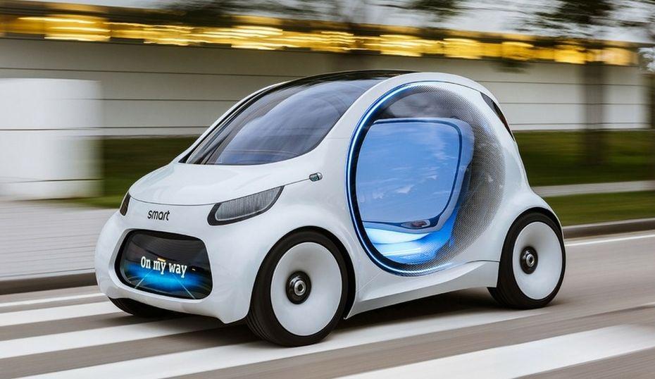 Setelah Sukses Hadirkan Mobil Listrik City Car, Smart Bakal Luncurkan SUV