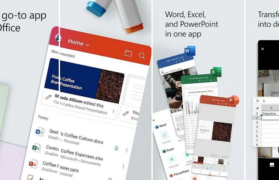 Microsoft Word, Excel, dan PowerPoint resmi menjadi satu aplikasi