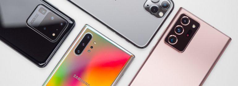 Ini Dia 5 Ponsel Android Terbaik tahun 2020