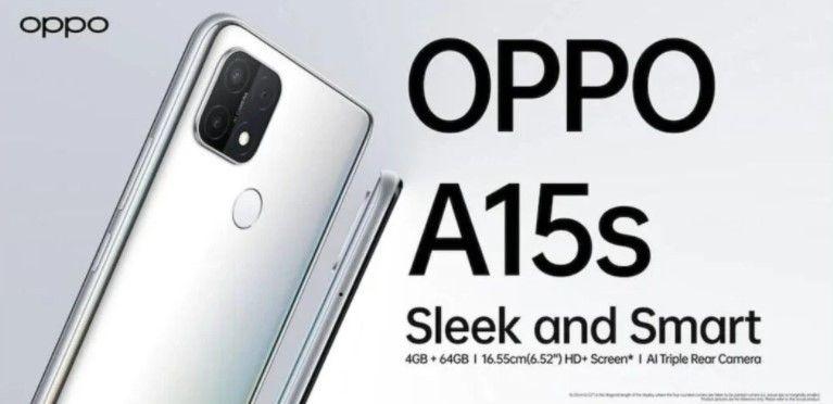 Ini perbedaan OPPO A15s dengan OPPO A15 yang baru saja dirilis di India
