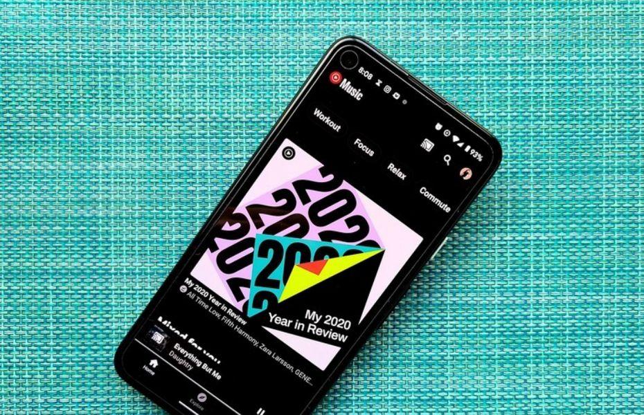 YouTube Music Hadirkan Daftar Lagu yang Banyak Diputar