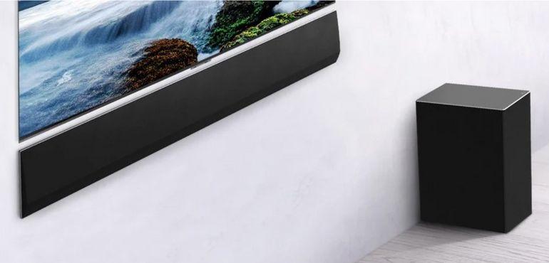 Soundbar LG GX dengan subwoofer nirkabel dan Dolby Atmos diluncurkan