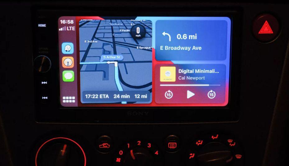 Waze Kini Dukung Apple Carplay Dashboard, Atur Musik Sambil Berkendara Jadi Gampang!