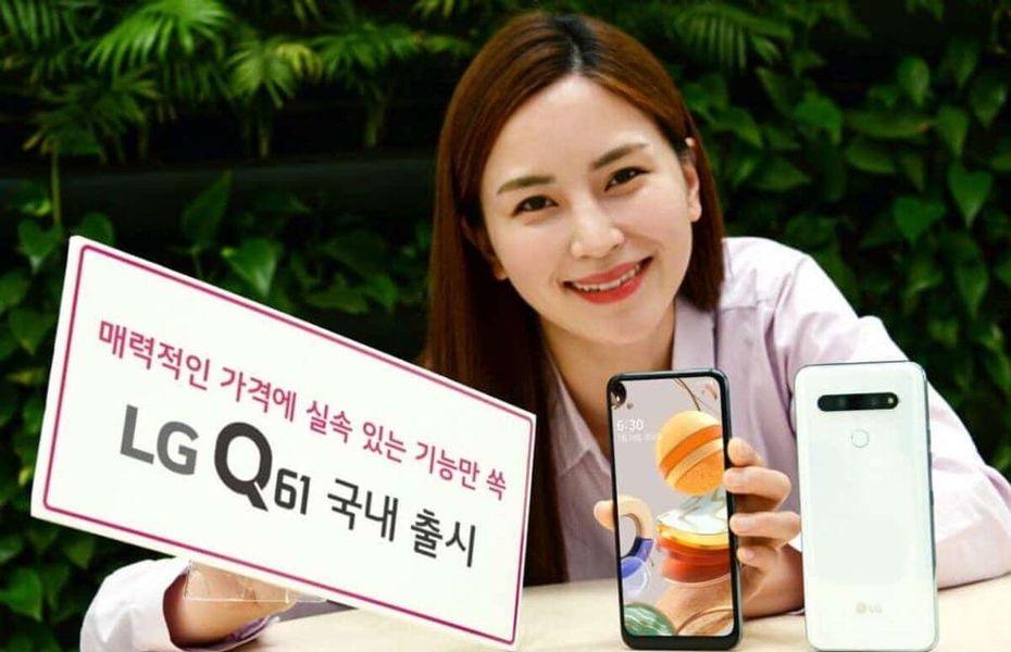 LG Q61 dan LG Stylo 6, hadir sebagai ponsel midrange dengan harga terjangkau