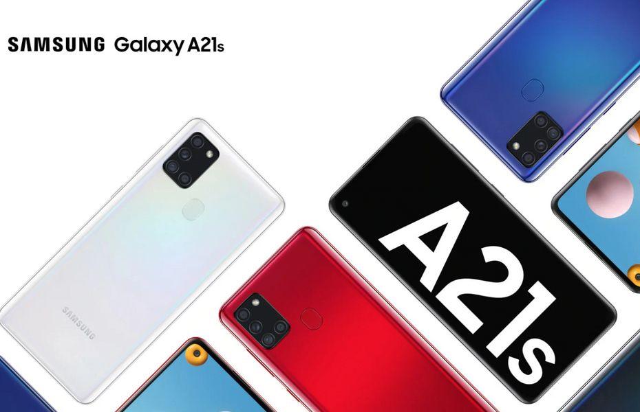 Galaxy A21s segera mendarat di India pekan depan