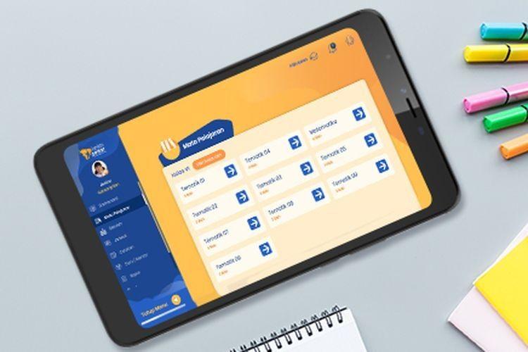 Advan Tab 8elajar, tablet pintar seharga Rp1 jutaan untuk mendukung WFH