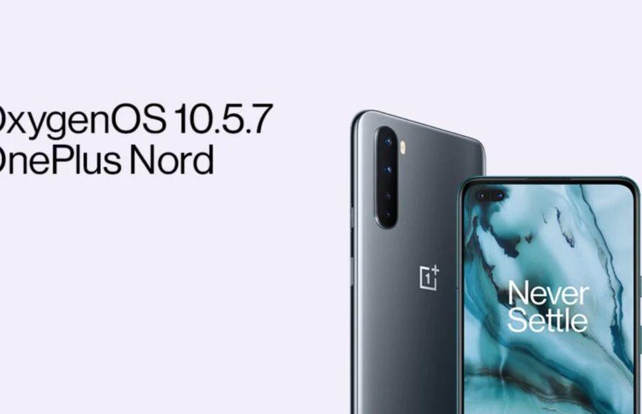 OxygenOS 10.5.7 untuk OnePlus Nord menghadirkan sejumlah perbaikan dan peningkatan sistem
