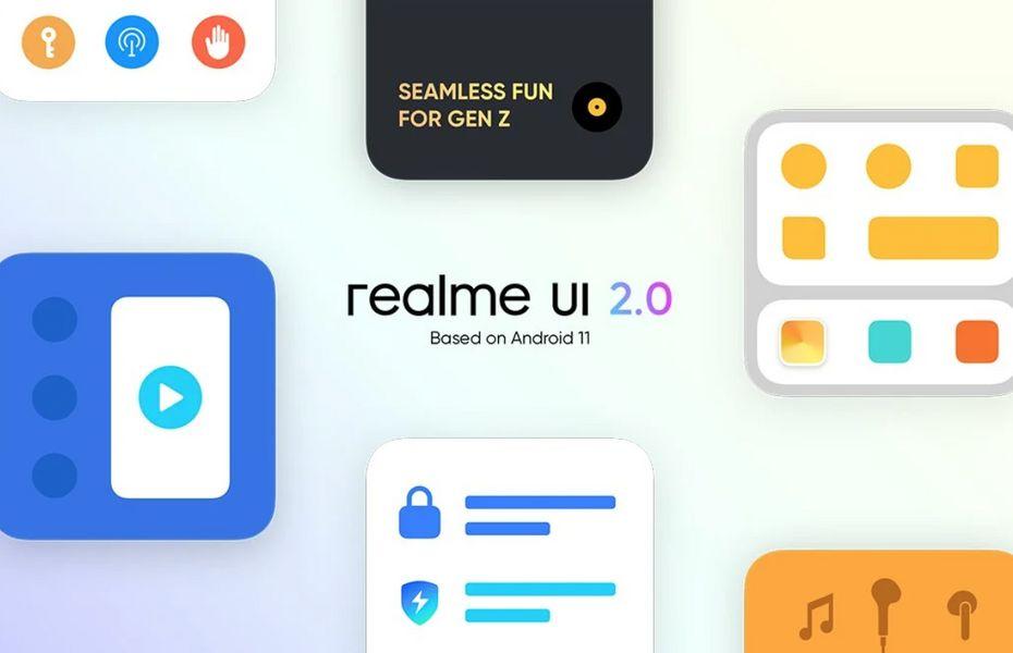 Realme UI 2.0 (Android 11) akan diluncurkan pada 21 September