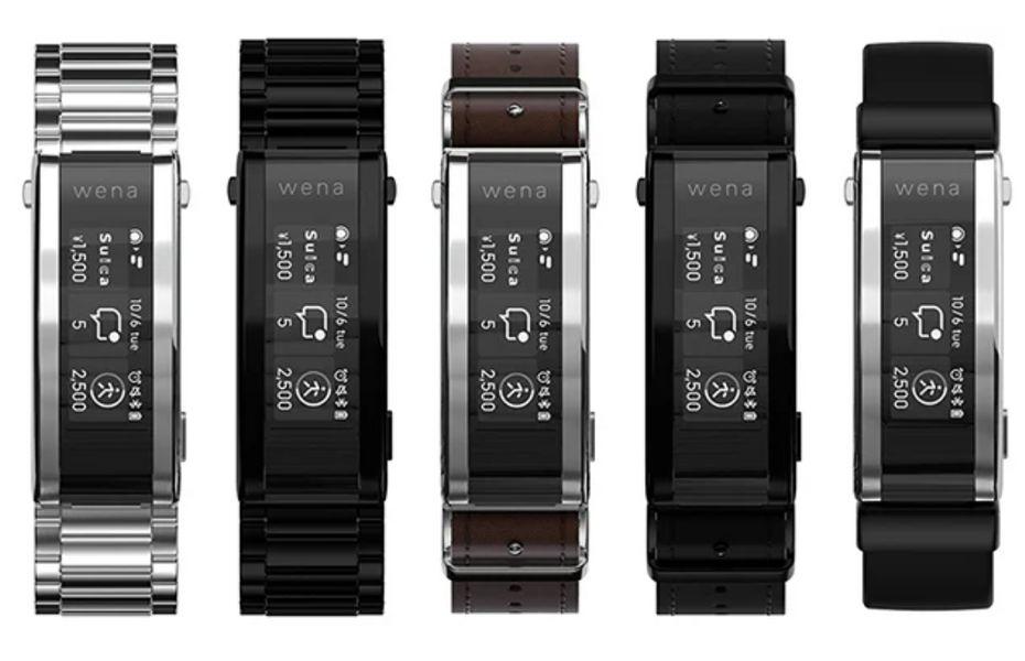 Sony Wena 3 Smart Band diluncurkan di Jepang