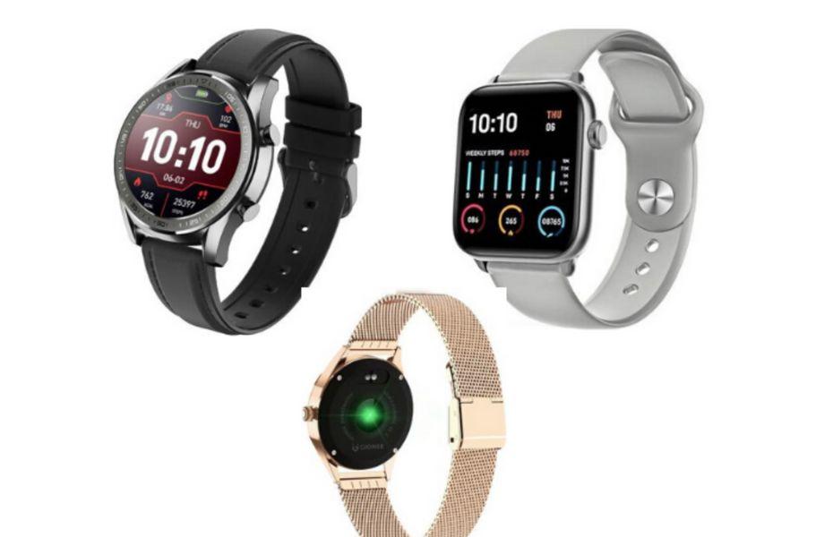 Gionee umumkan tiga smartwatch, Watch 4, Watch 5, dan Senorita