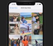 Cara membuat foto kolase Best Nine 2020 dengan sangat mudah