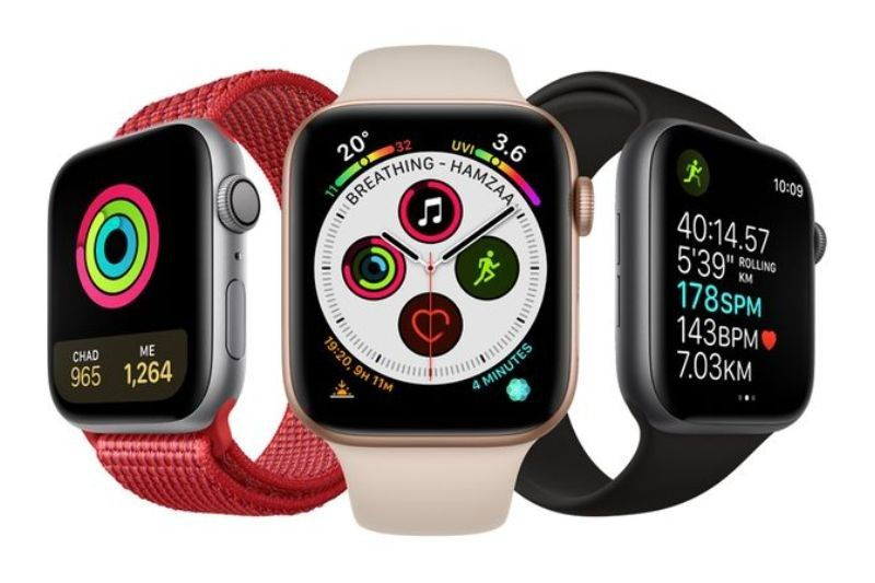 Salip Samsung dan Fitbit, Apple Watch masih kuasai pasar jam tangan pintar di Q3 2019