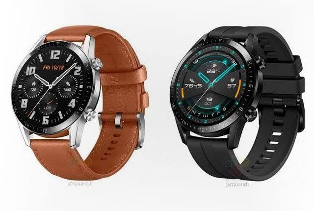 Resmi melenggang di pasar, Huawei Watch GT 2 punya daya tahan hingga 14 hari