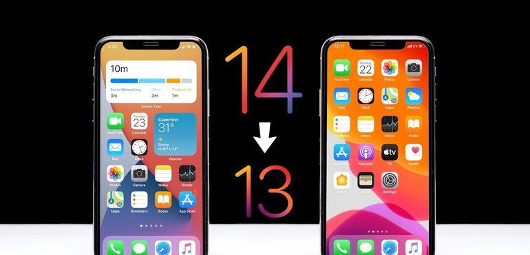 Tutorial Downgrade dari iOS 14 Beta ke iOS 13 tanpa kehilangan data