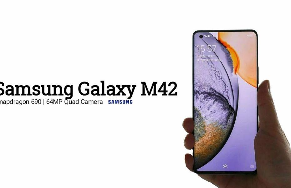 Samsung Galaxy M42 bakal usung baterai 6.000 mAh