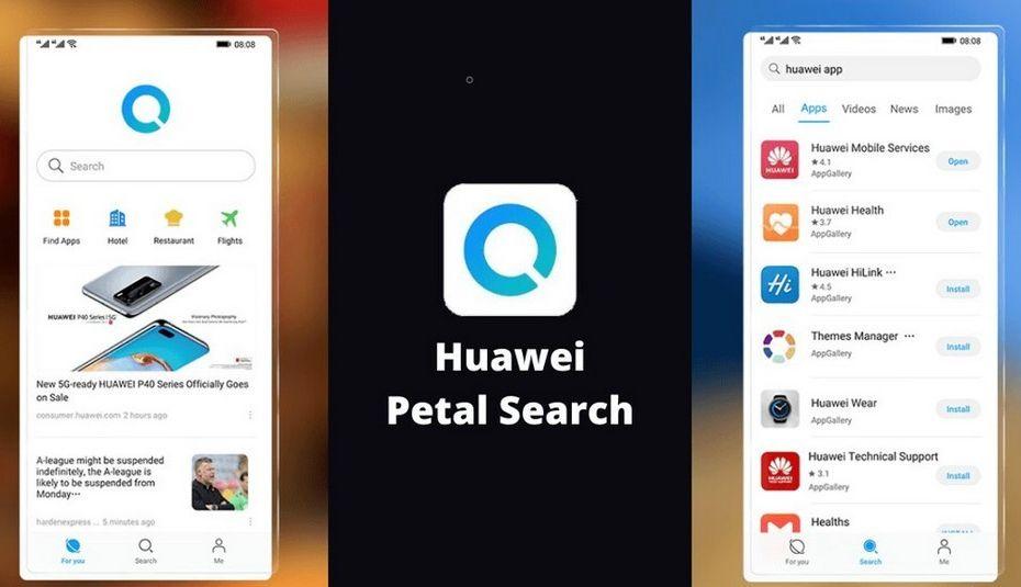 Huawei Luncurkan Mesin Pencari Petal Search Untuk Gantikan Google Search, Persaingan yang Sengit