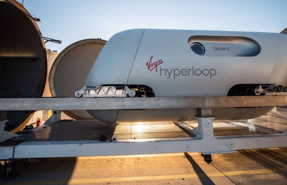 Bukan Shinkansen, Inilah Kereta Tercepat Di Dunia! Baru Uji Coba Virgin Hyperloop Bisa Capai 1.000 km/Jam