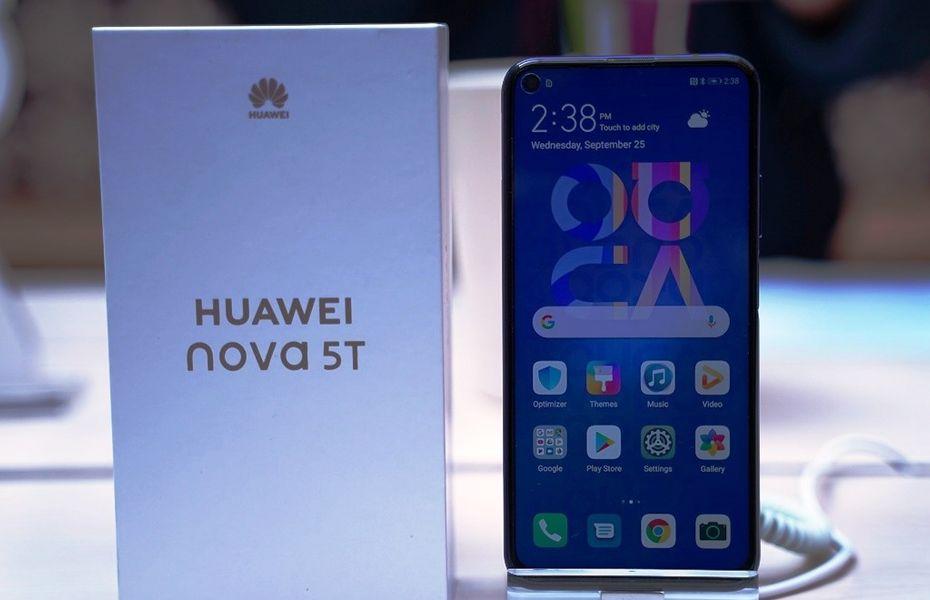 Huawei Nova 5T tawarkan pengalaman bermain yang memuaskan