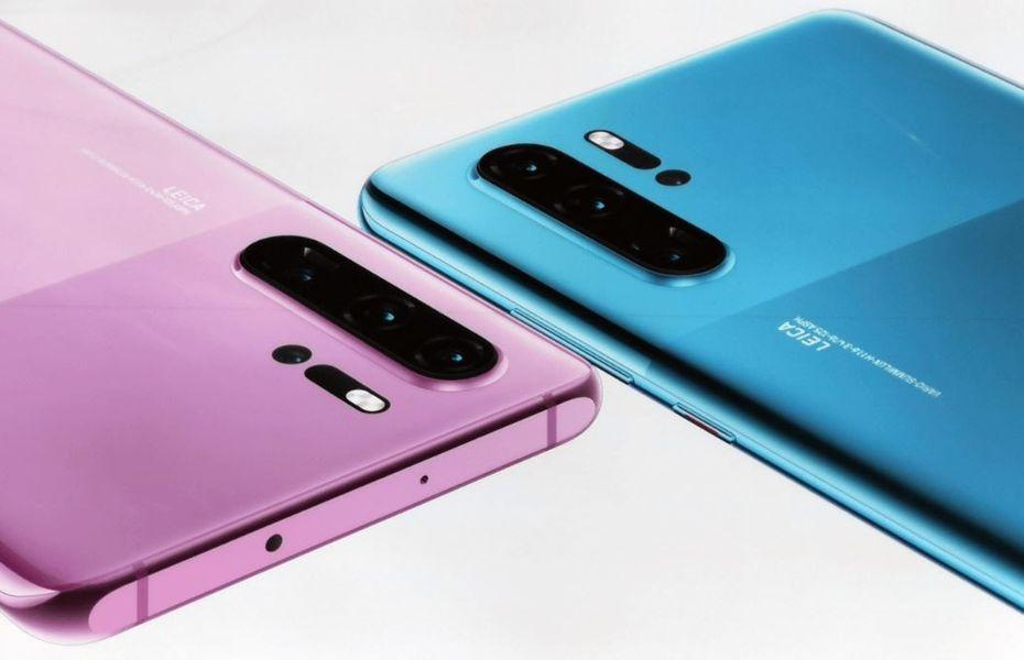 Huawei hadirkan dua warna baru untuk P30 Pro
