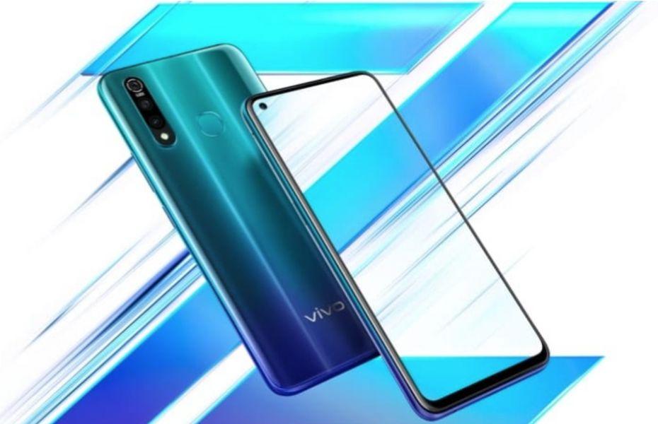 Vivo kembali rilis Z5x versi 2020 dengan Snapdragon 712