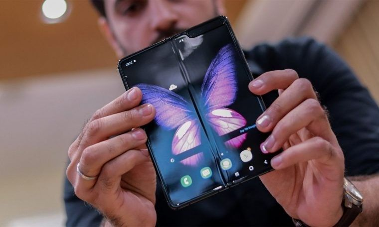 Pengujian belum rampung, Galaxy Z Fold 2 tak akan meluncur di Samsung Unpacked 2020