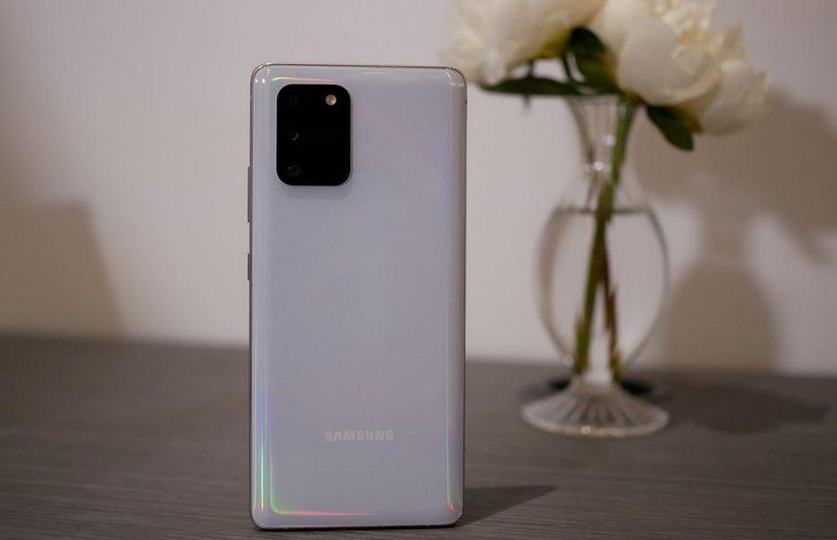Pembaruan Sistem Samsung Galaxy S10 Lite Tambahkan Fitur Rekam Video 4K dengan 60FPS, Cus Update Bray