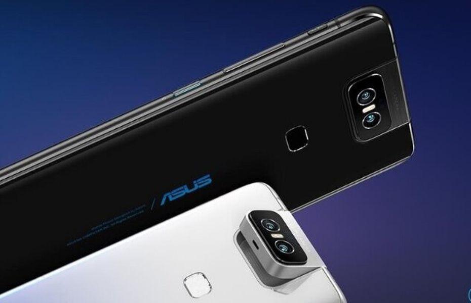Teaser resmi Zenfone 7 mengonfirmasi kembalinya kamera lipat atau flip camera