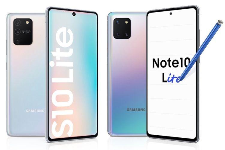 Samsung tancap gas luncurkan Galaxy S10 Lite dan Note 10 Lite