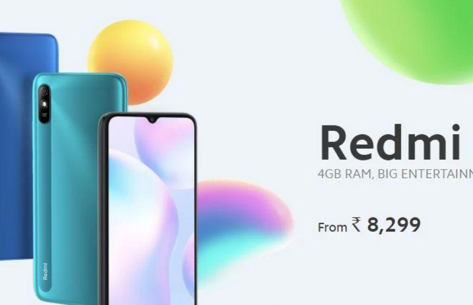 Redmi 9i dengan RAM 4GB meluncur di India