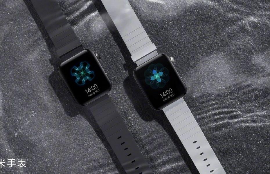 Xiaomi bakal meluncurkan jam tangan pintar yang terinspirasi dengan Apple Watch