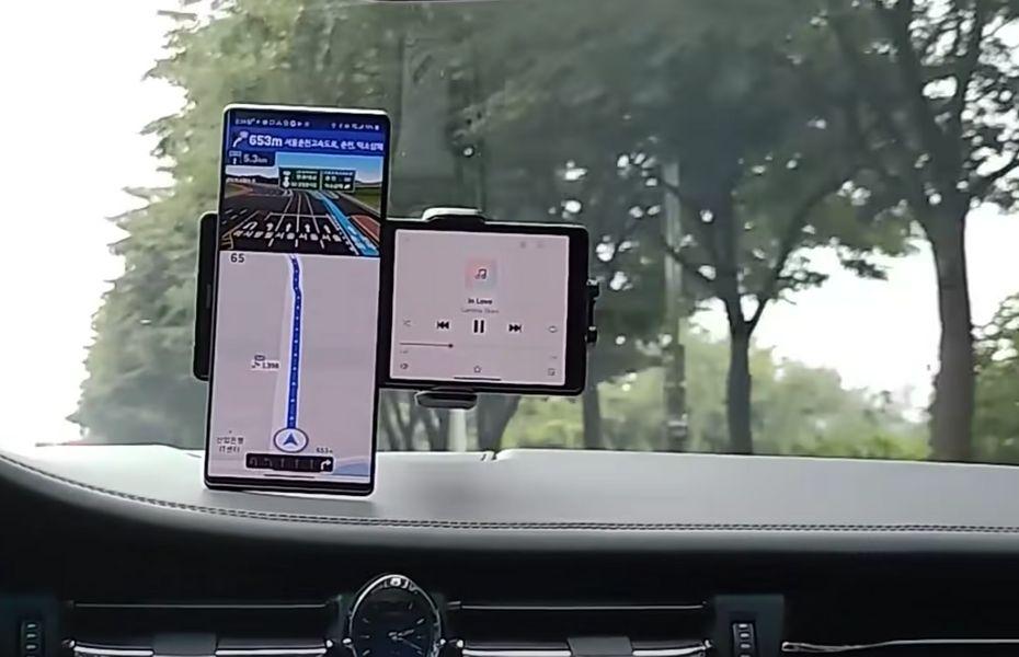 LG Wing dengan layar sekunder yang dapat diputar bakal dijual Rp14 jutaan