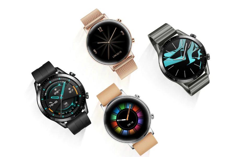 Huawei Watch GT2 punya baterai yang tahan lama dan diotaki Kirin A1